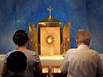 Perpetual Adoration Chapel at St. Paul Parish